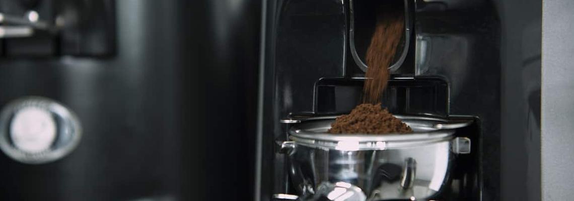 Machine a espresso avec broyeur