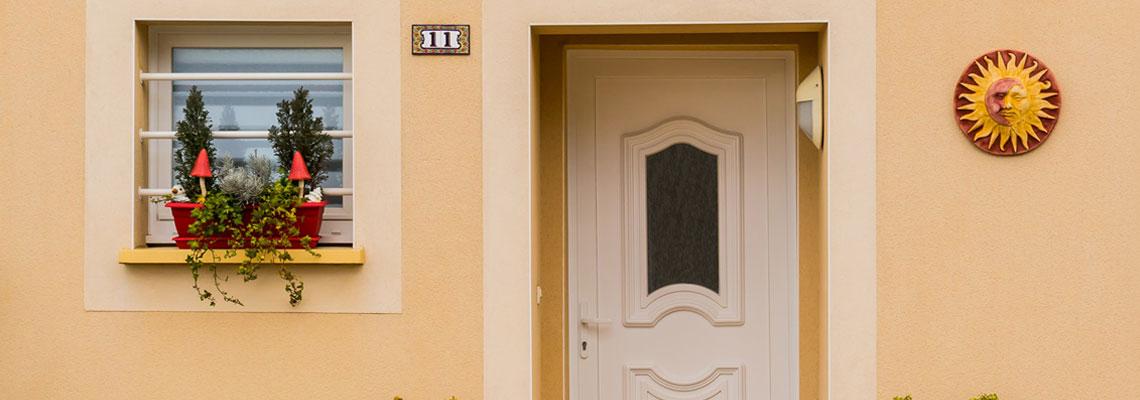 Style de porte d'entrée