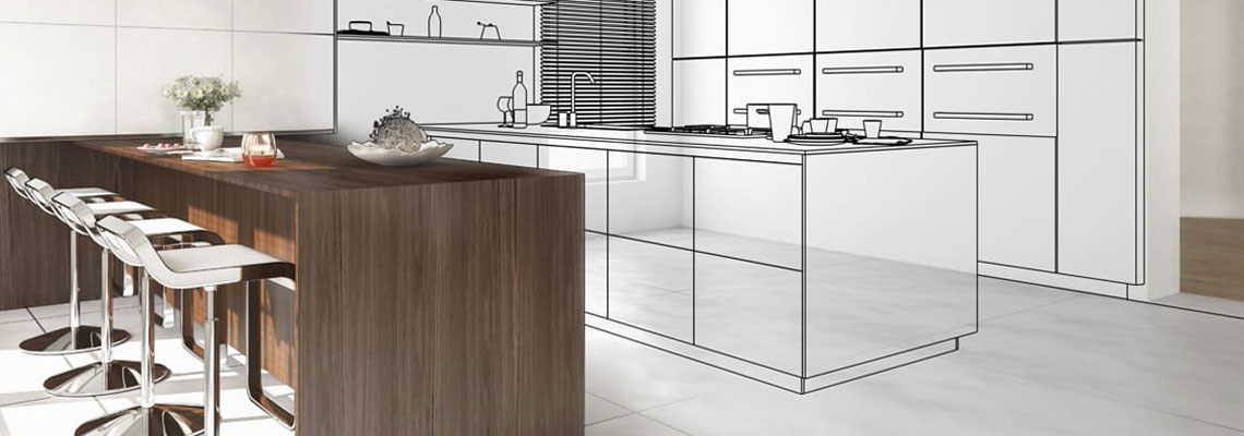 Optimiser l'espace dans une cuisine