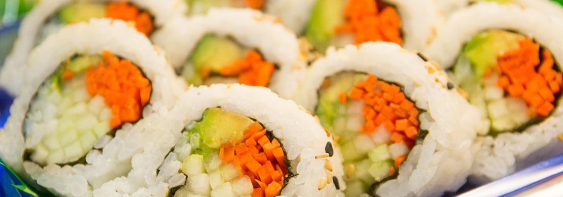 Dénicher un restaurant de sushi à Nice