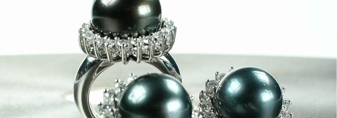 bijoux en perles de Tahiti